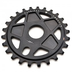 FLYBIKES Tractor sprocket BLACK