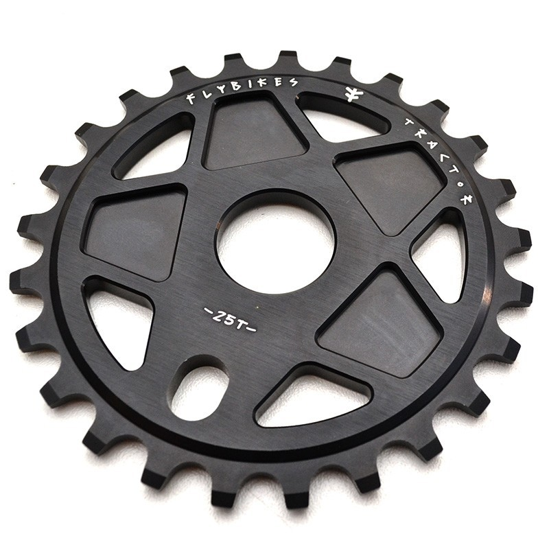 Couronne FLYBIKES Tractor FLAT BLACK