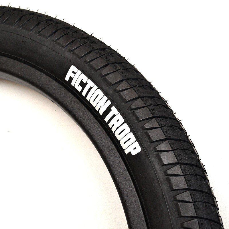 """STOLEN FICTION Tire Troop 16 x 2.30"""" BLACK"""