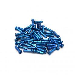 Tetes de rayons PRIMO Aluminium BLUE