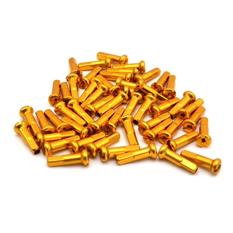 Tetes de rayons PRIMO Aluminium GOLD