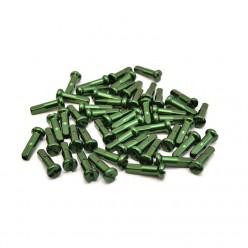 Tetes de rayons PRIMO Aluminium GREEN