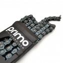 PRIMO 121 half links chain BLACK