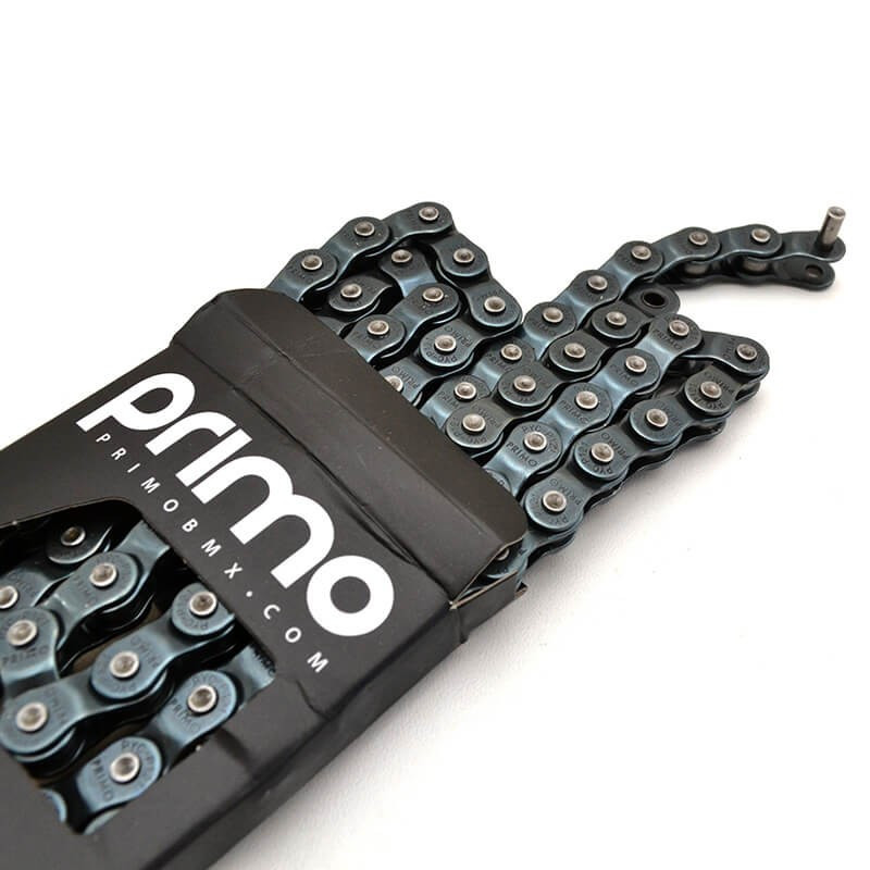 PRIMO 121 half links chain BLACK