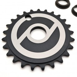PRIMO Solid V2 sprocket BLACK