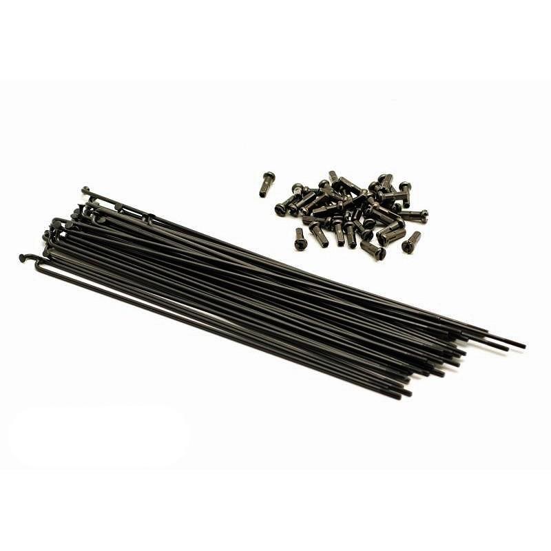 Rayons CINEMA Stainless BLACK x40