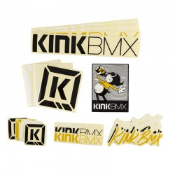 KINK 2017 stickers pack