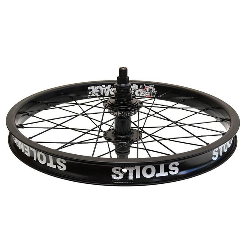 "STOLEN Rampage cassette wheel 18"" BLACK"