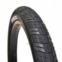 FICTION Atlas LP tire BLACK