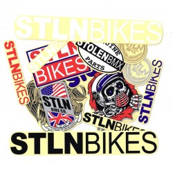 STOLEN stickers pack