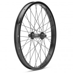 "Roue MISSION Invade front 18"" BLACK"