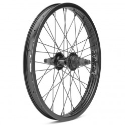"MISSION React cassette wheel 18"" BLACK"