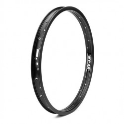 "MISSION Mylar rim 18"" BLACK"