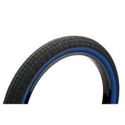 """MISSION Fleet tire 20 x 2.40"""" BLUE"""