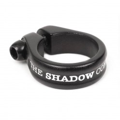 Collier de selle SHADOW Alfred Clamp BLACK