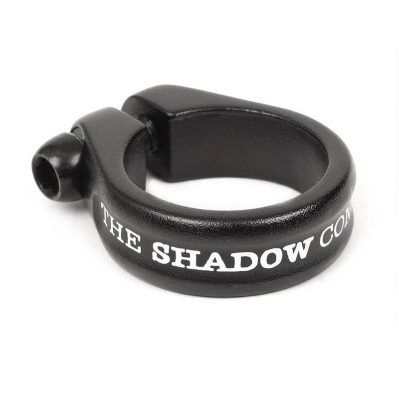 SHADOW Alfred seat clamp BLACK