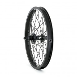 "TREBOL rear cassette wheel 18"" BLACK"