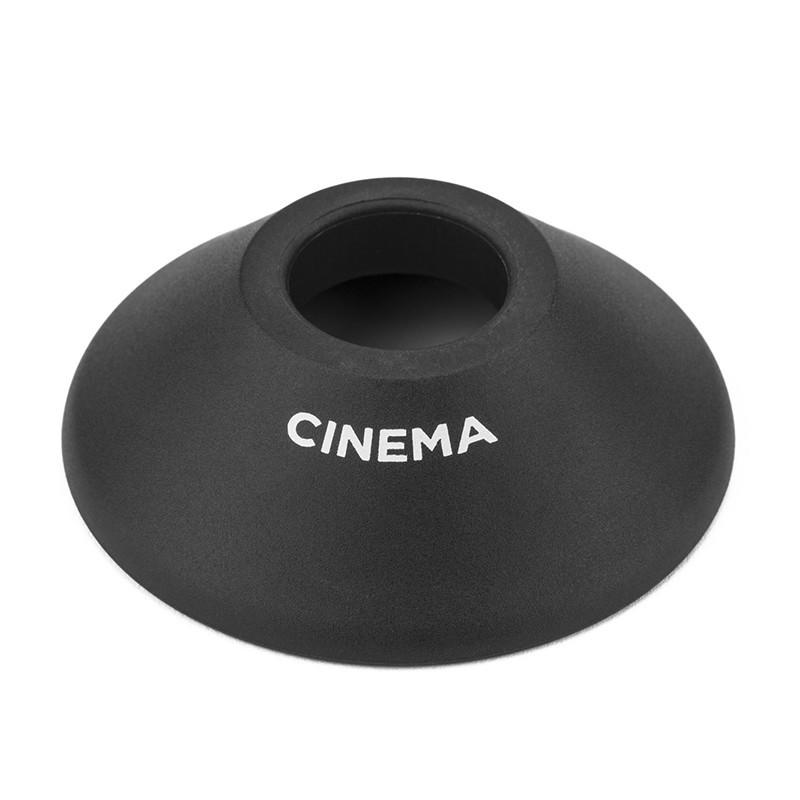 CINEMA CR rear hubguard BLACK