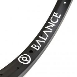 """Jante PRIMO Balance V2 20"""" MATT BLACK"""