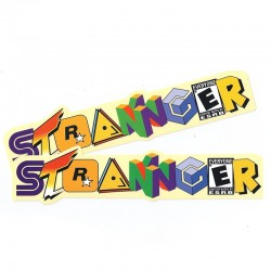 STRANGER RPG stickers pack