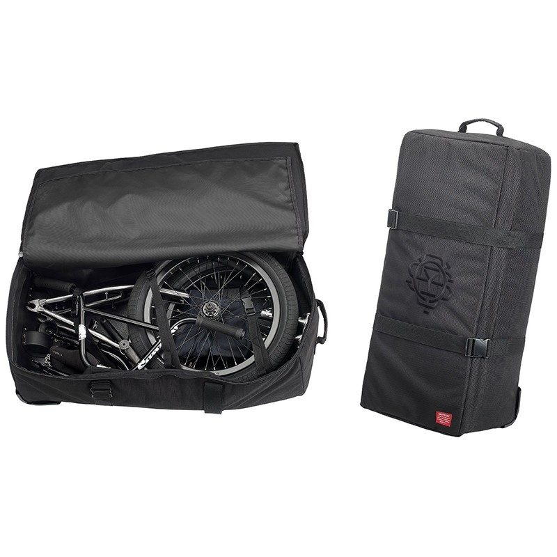 Sac de transport velo ODYSSEY Traveler BLACK