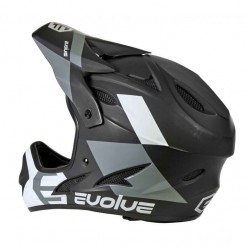 EVOLVE Storm full face helmet MATTE BLACK