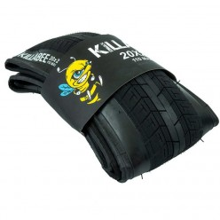 "TOTAL BMX Killabee Kyle Baldock tire 20 x 2.10"" KEVLAR"
