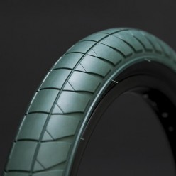 "Pneu FLYBIKES Fuego Devon Smillie 20 x 2.30"" DARK GREEN"