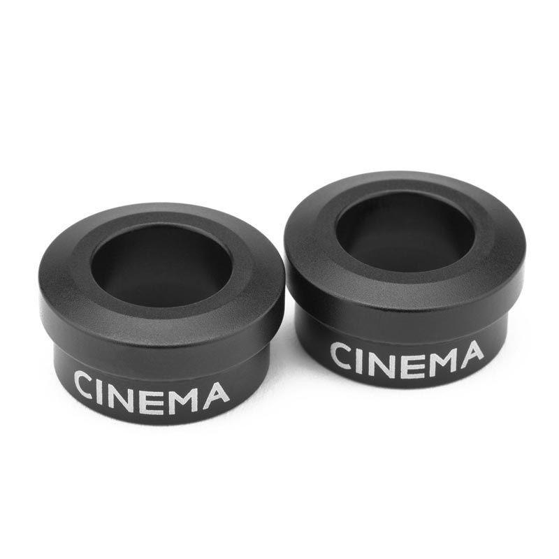Pair of CINEMA VX2 front cones
