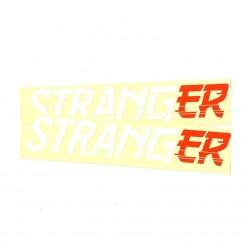 Pack d'autocollants STRANGER Drift