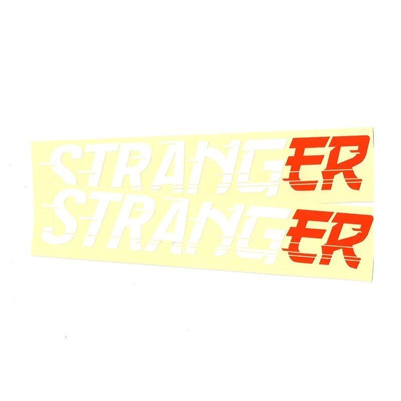 STRANGER Drift stickers pack