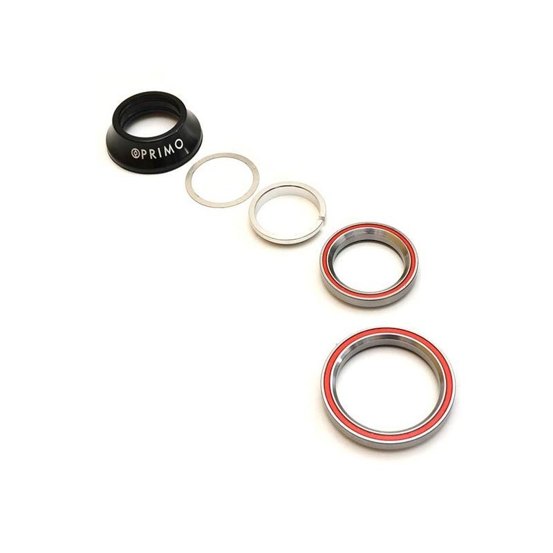 """PRIMO Tapered integrated headset 1-1/8"""" 1.5"""" BLACK"""